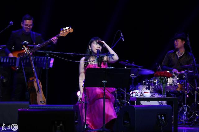 日本第一乐手小野丽莎在沈举办演唱会