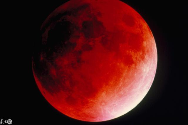最全的月亮奇观,1月31日你一次看到了几种