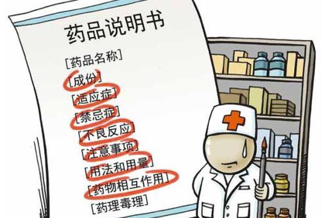 食药监总局发布指导原则:中成药说明书 请说得再明些