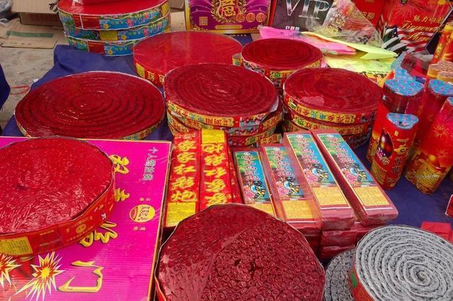 沈阳零售经营者不得销售 超规格及品种的烟花爆竹
