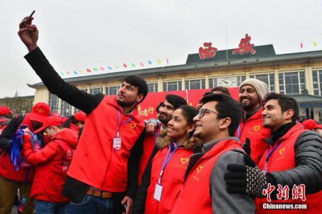 服务的中国:暖流涌动亿万民众回家路
