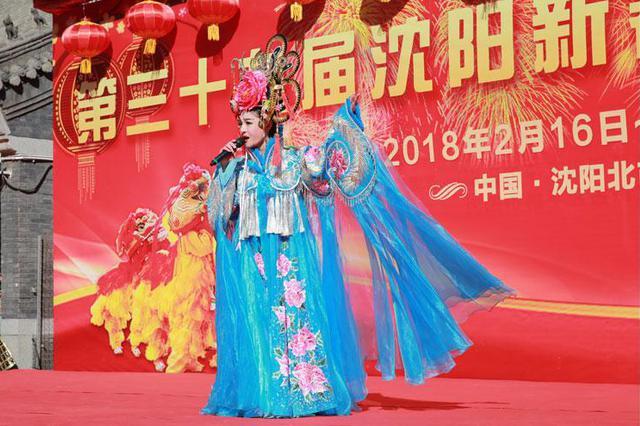 辽宁皇寺庙会:沈阳年味最浓的地方
