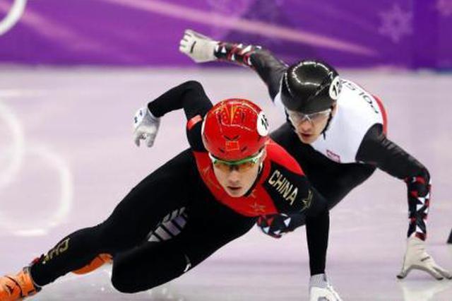 一天两破世界纪录:武大靖夺中国代表团平昌冬奥首金