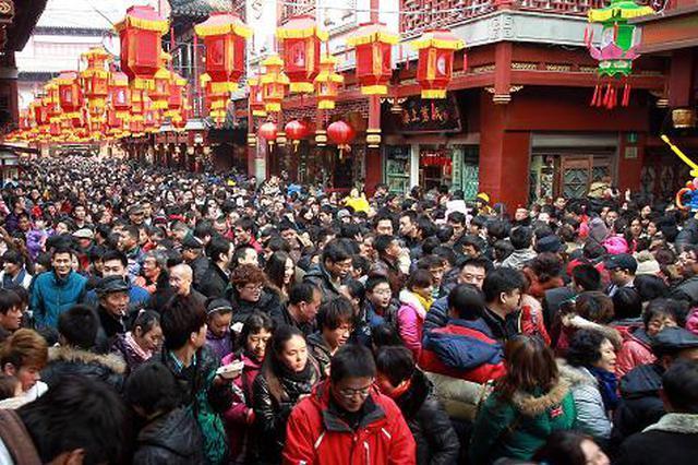 中国春节正在变成全球旅游消费旺季