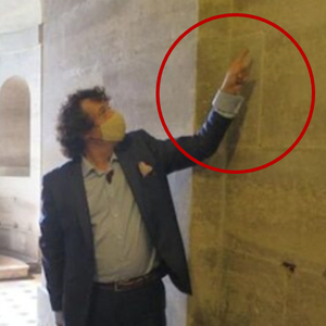 法国教堂裂缝现500具遗骸 含路易十五情妇等人