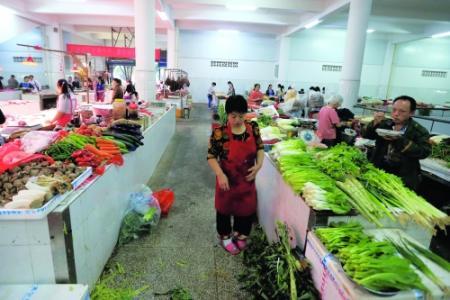 桂林东江市场5月下旬拆除 新生街项目9月将开工建设