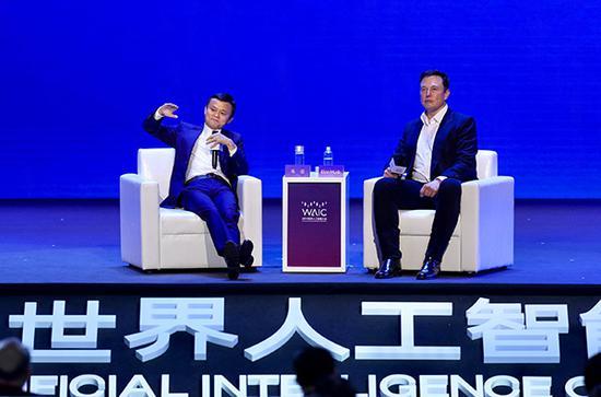 """马云马斯克在上海说的十大年夜金句 及重要""""吵架""""点"""