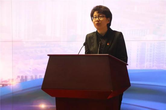 北辰区委常委、宣传部长 王亚群