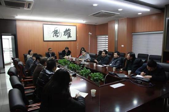 温州金投集团对接轮毂电机项目 助力温州智造
