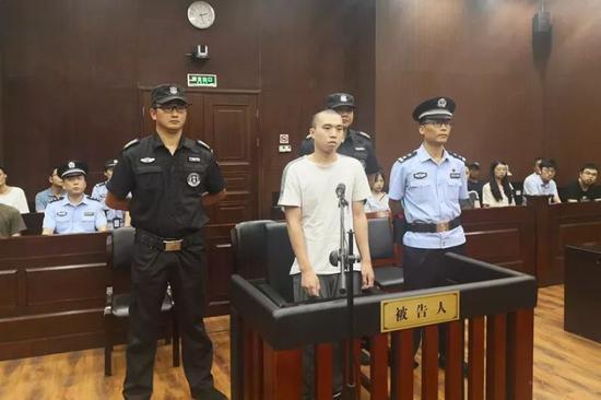 浙大女生被害案宣判死刑 被告欠巨额赌债自杀前杀人