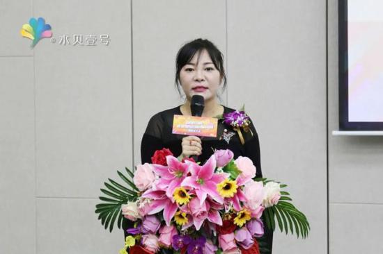 深圳市水贝壹号投资发展有限公司副总经理石妍女士