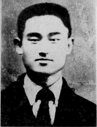 汪寿华烈士像资料图片