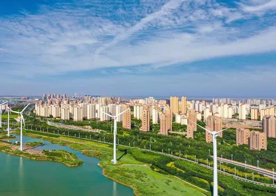 生态城15个项目获天津市智能制造专项资金支持