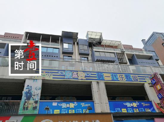 临桂一儿童游乐园突然关门 办了卡的会员们傻眼了