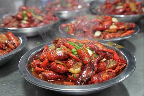潜江龙虾节5月举行 全球首个虾—稻大数据中心将揭牌