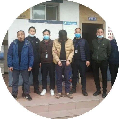 作案手段残忍!一个月内桂林警方抓获9个命犯