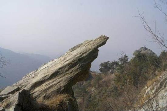 湖北神农架国家地质公园
