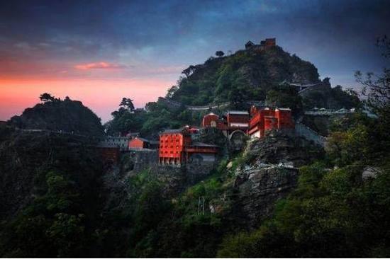 长江三峡国家地质公园