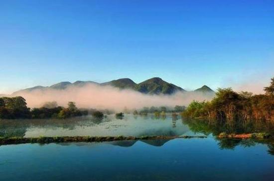 湖北郧县恐龙蛋化石群国家地质公园
