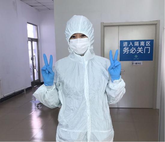 【战疫日记】去不了武汉,我也要在发热门诊同你并肩作战!