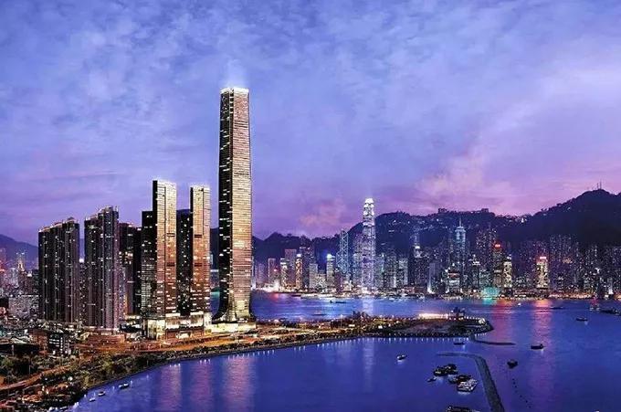 香港天玺(图片源自网络)