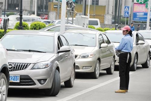 南宁7个公共停车场将纳入城建计划前期项目