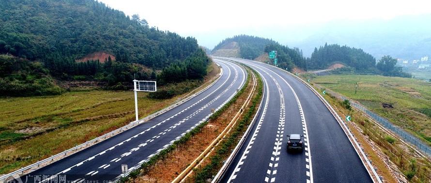 投资1100亿!广西将建设多条高速公路和铁路