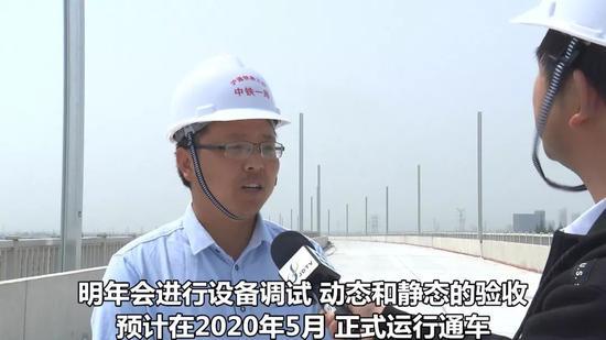沪通铁路站前6标段项目安全总监王恩远