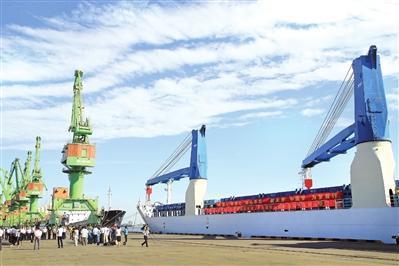 天津港积极融入津冀港口协同发展