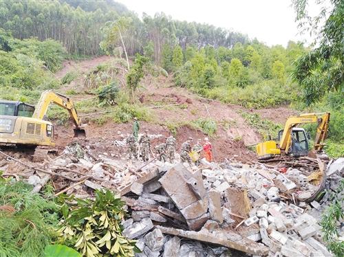 广西5市24个县(区)遭受洪涝 造成9.58万人口受灾