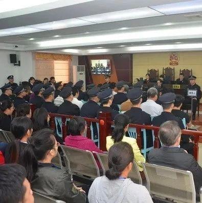 广西这些村霸型干部敲诈勒索 煽动村民打人 被起诉了