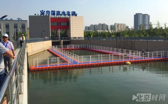 【水到渠成共发展】共饮一江好水:天津市南水北调通水效益显著