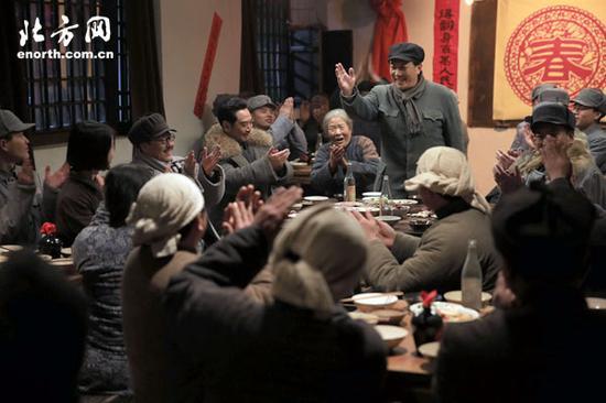 该剧展现了中国共产党为人民谋幸福、为民族谋复兴的丰功伟绩