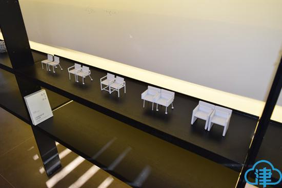 黑川雅之设计作品模型