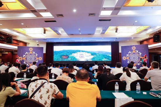 2019年中国广西—越南广宁跨国旅游联合推介会现场