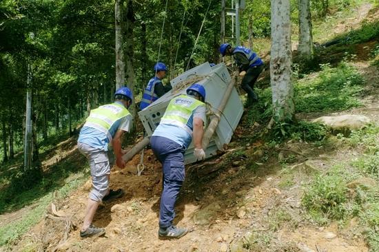 广西2019年电信普遍服务项目全部建成开通