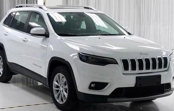 Jeep新自由光申报图曝光 搭两款发动机
