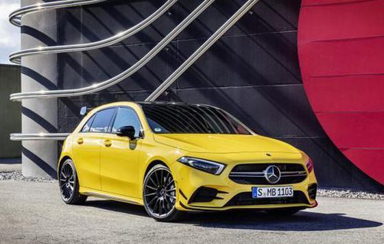 新入门级Mercedes-AMG A35官图曝光