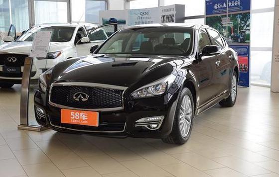 英菲尼迪Q70现车在售 购车最高优惠8万