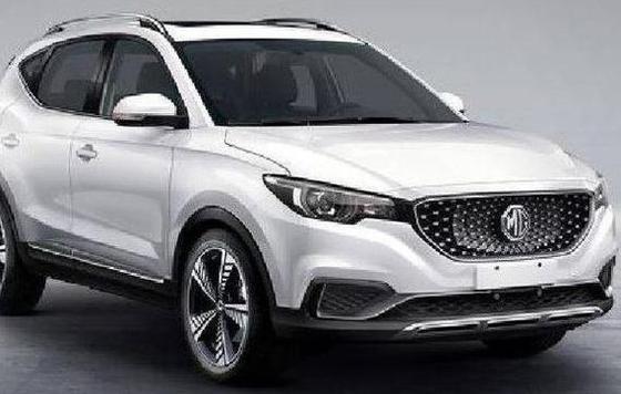 名爵EZS将亮相广州车展 为小型电动SUV