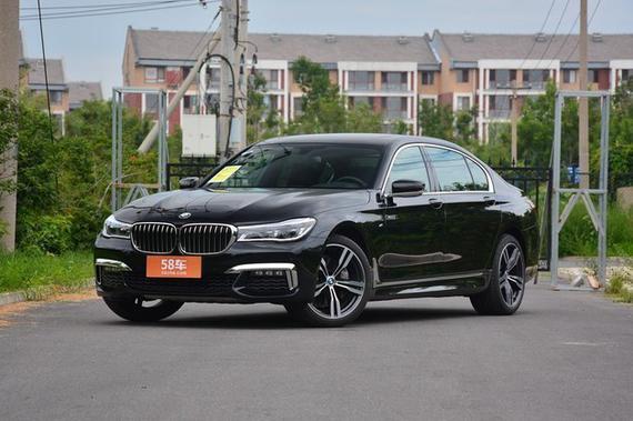 宝马7系有现车在售 最高优惠55万
