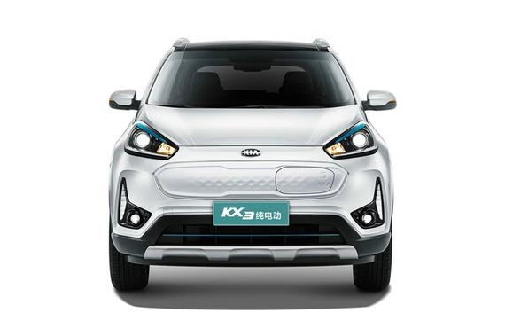 起亚KX3 EV上市 补贴后售14.73万元