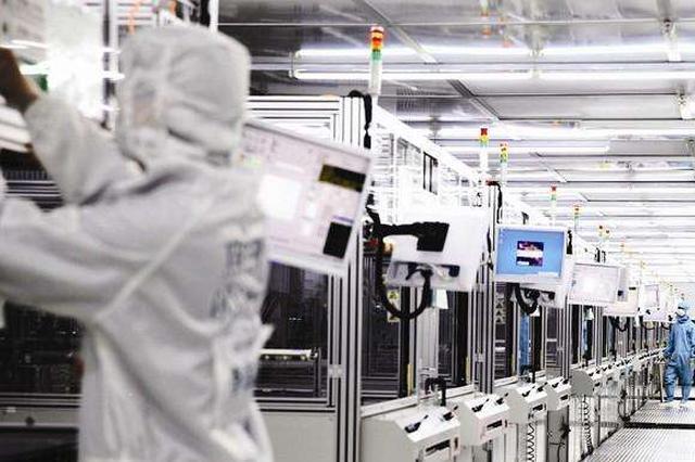 厦工业行业逾八成保持增长 实现增加值947.05亿