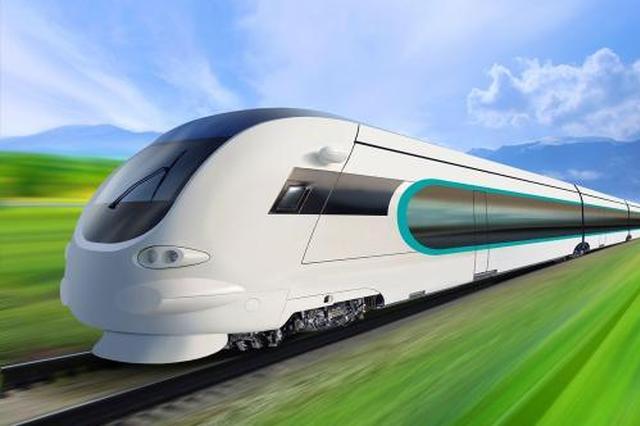 兰州至汉中高铁2019年开建 届时全程只需2小时