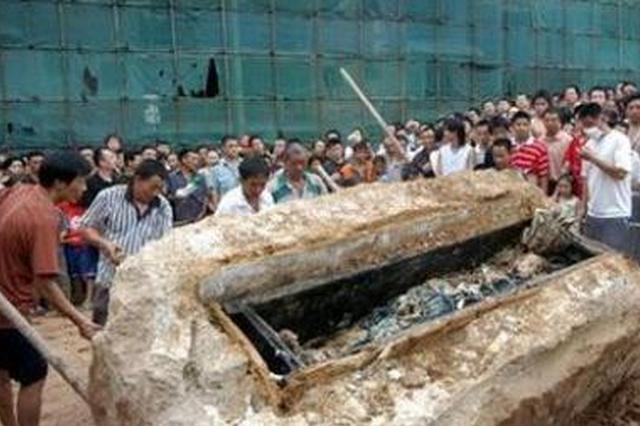 安溪惊现未腐古尸追踪:无考古价值 尸体异地安葬