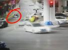 撞伤交巡警后逃逸 重庆首例涉嫌袭警罪嫌疑人被批捕