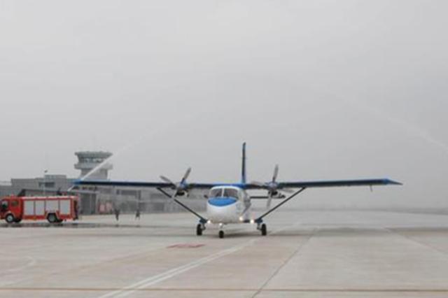 """鄂首家短途运输航空公司落户汉南 武汉步入打""""飞的&quot"""