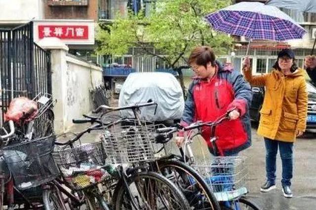 """天津这个小区可用""""僵尸车""""换购物券 居民一致好评"""