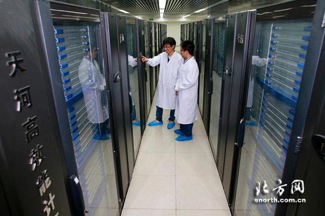 """超算中心开放平台 """"科技小白""""也能制作人工智能机器人"""