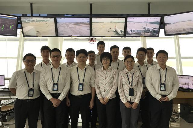 厦门空港成功实施机坪管制全面移交 开启新征程